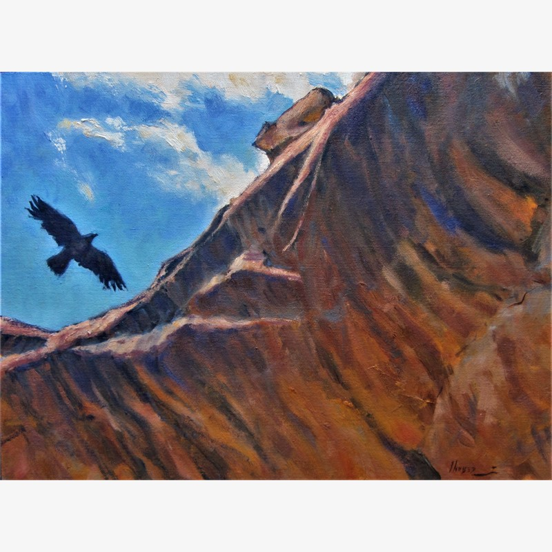 Canyon of the Crow, 2018
