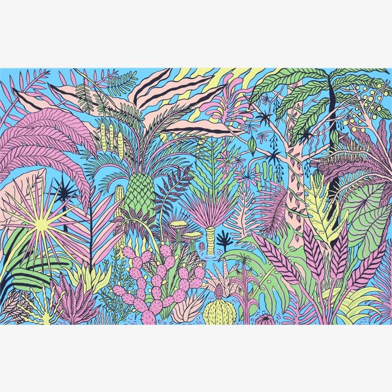 Flora (Framed) (8/10), 2019
