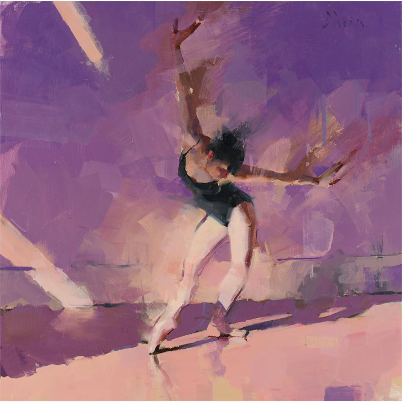 Dancer in Morning Light, 2018
