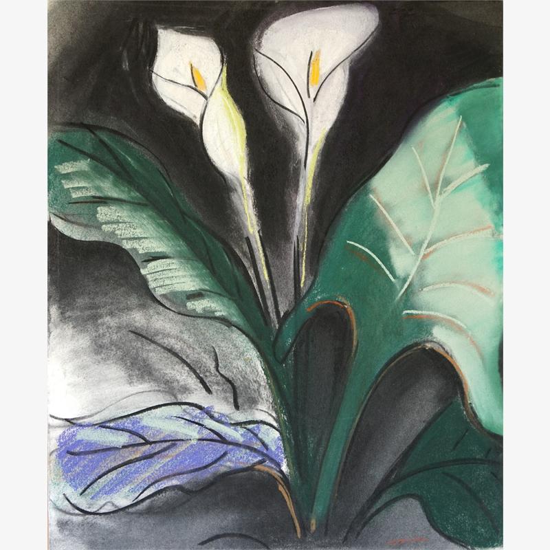 White Lillies, 2019