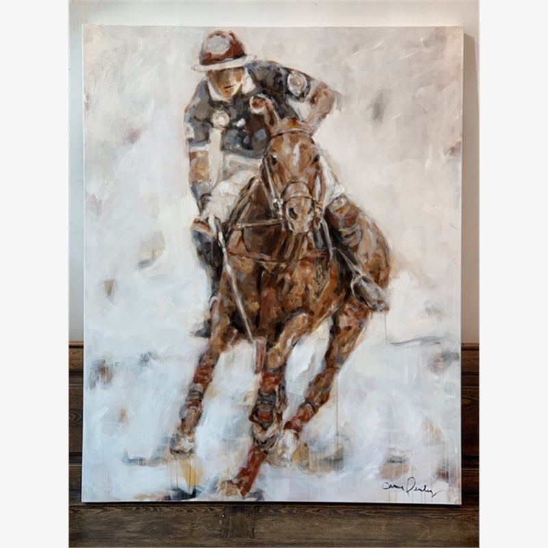 Polo Player, 2019