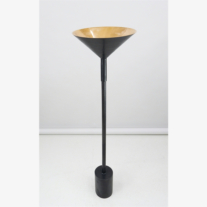 Floor lamp in bronze  by Tinatin Kilaberidze