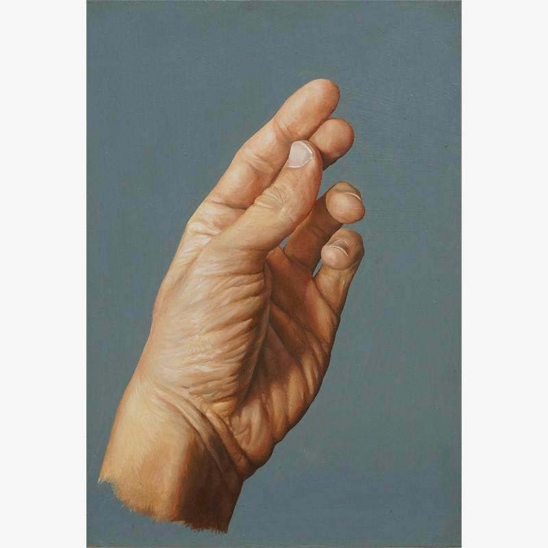 Hand Study #2, 2014