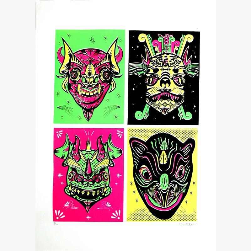 4 Demons (3/10), 2019