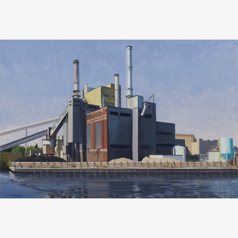 Downriver Power Plant, 2016