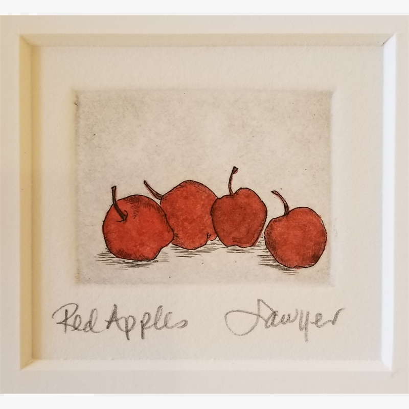 Red Apples, 2019