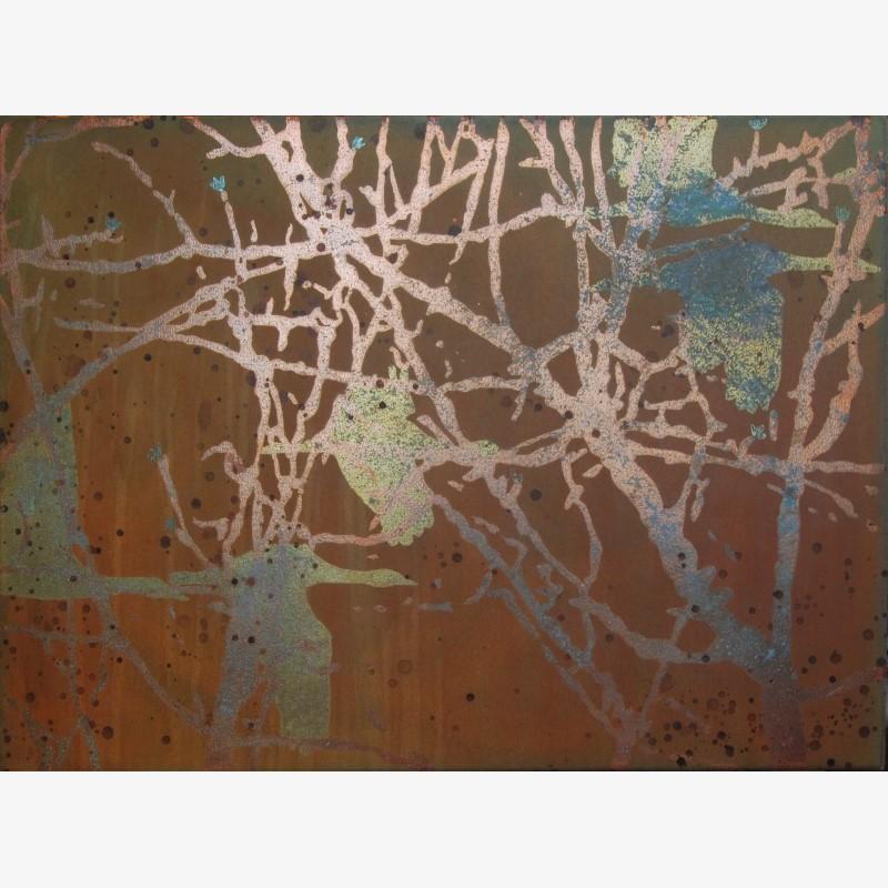 Seeking Refuge - SOLD, 2014