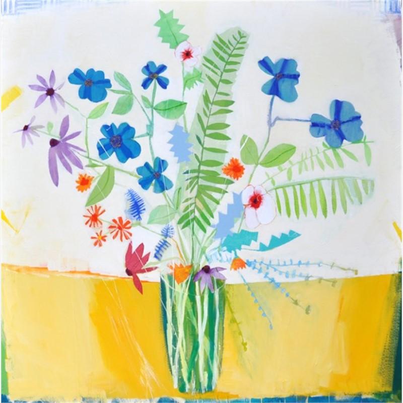 Okra and Tree Flowers