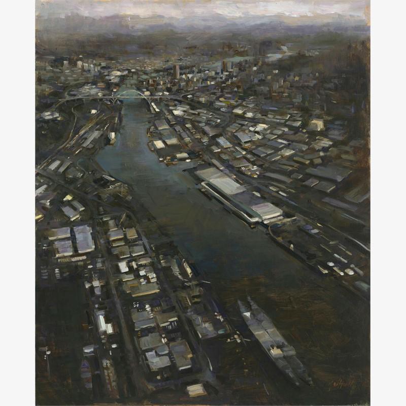 Portland Skyscape