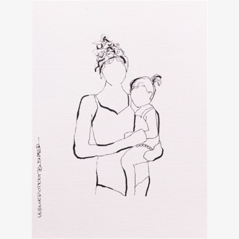 Mother & Child No. 11, 2019