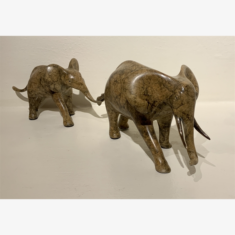 Pair of Elephants (AP3/20)