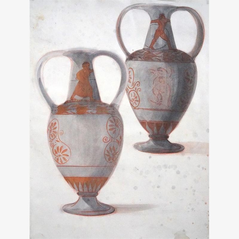 Two Vases, 2019