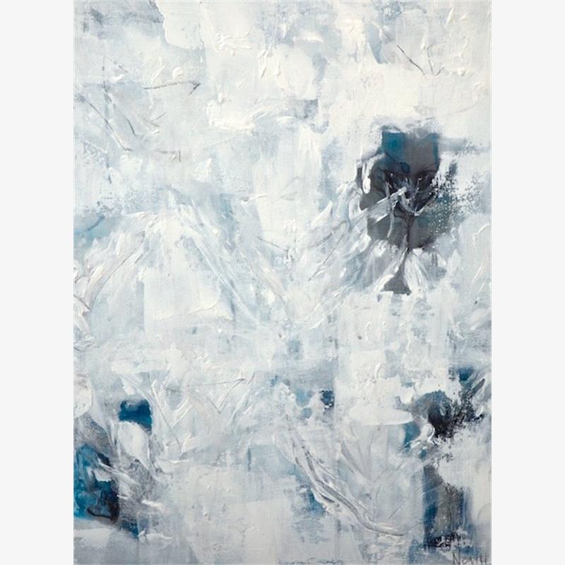 Flowers Blue, 2019