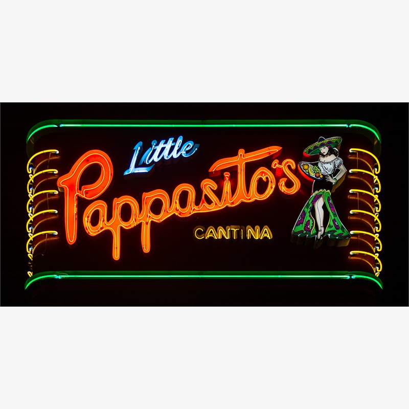 Little Pappasito's by James C. Ritchie
