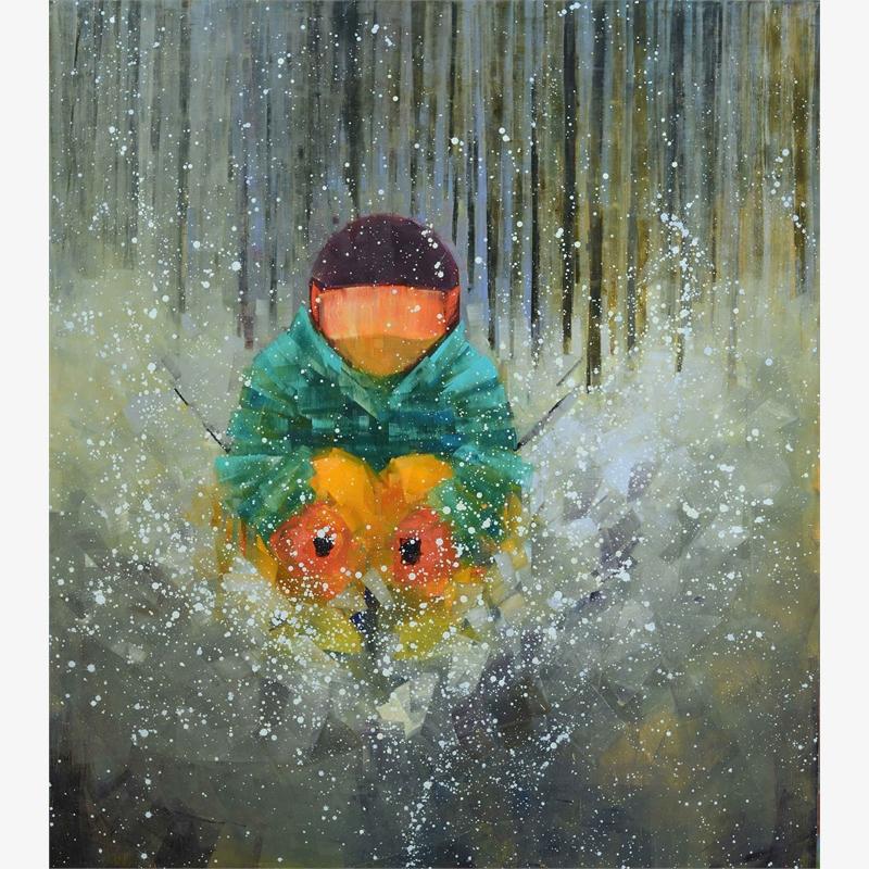 Soul Skier (Deep Snow)