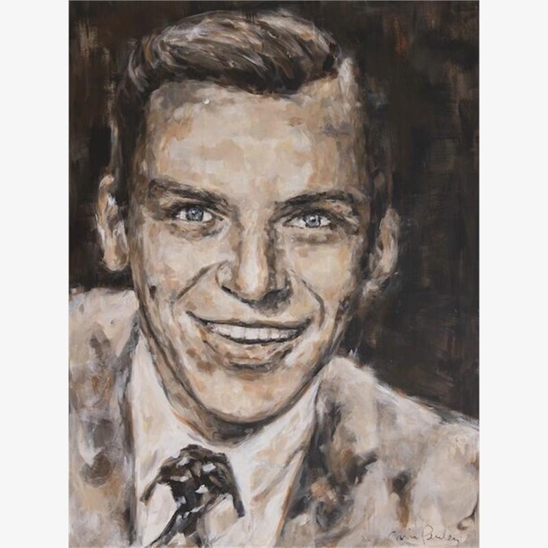 Frank Sinatra 12x16 Print 1, 2019