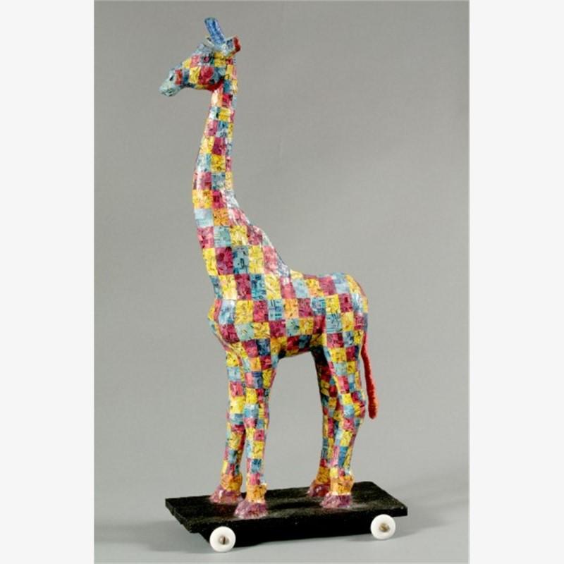Giraffe Pull-Toy, 2010