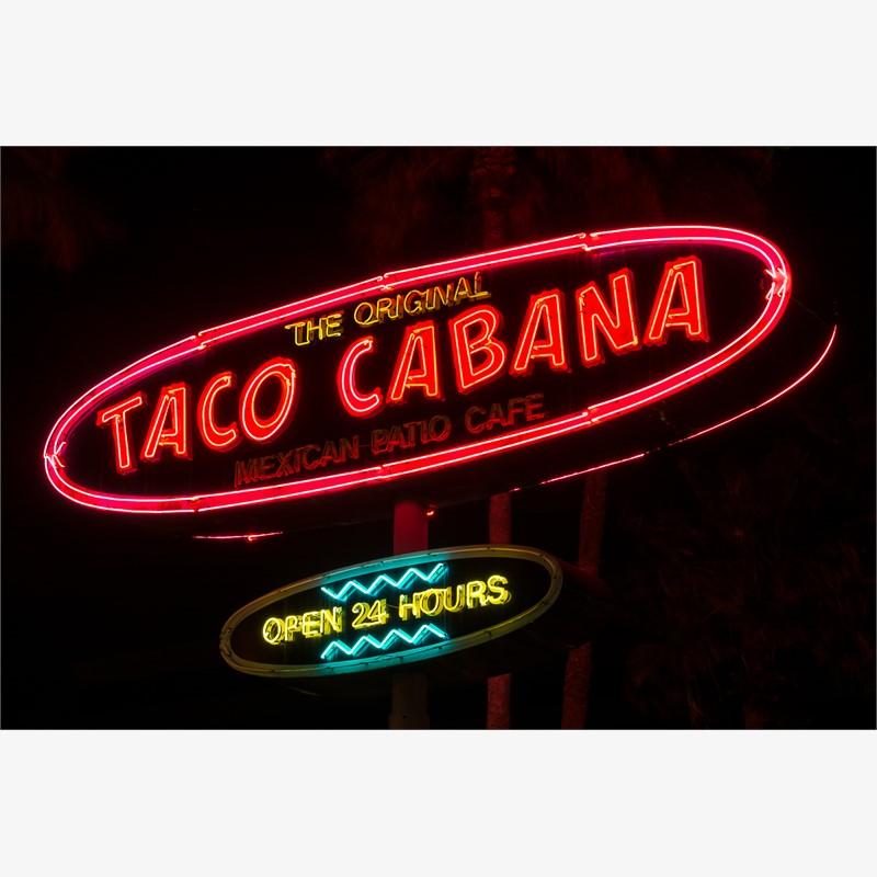 Taco Cabana (1/9), 2014