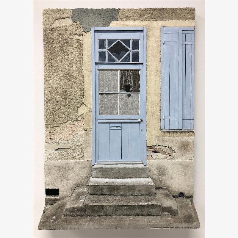 Maison Abandonnée, Ervy-le-Châtel, 2018