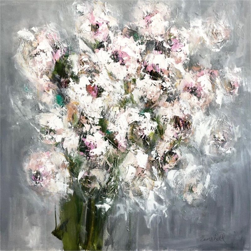White Bouquet, 2019