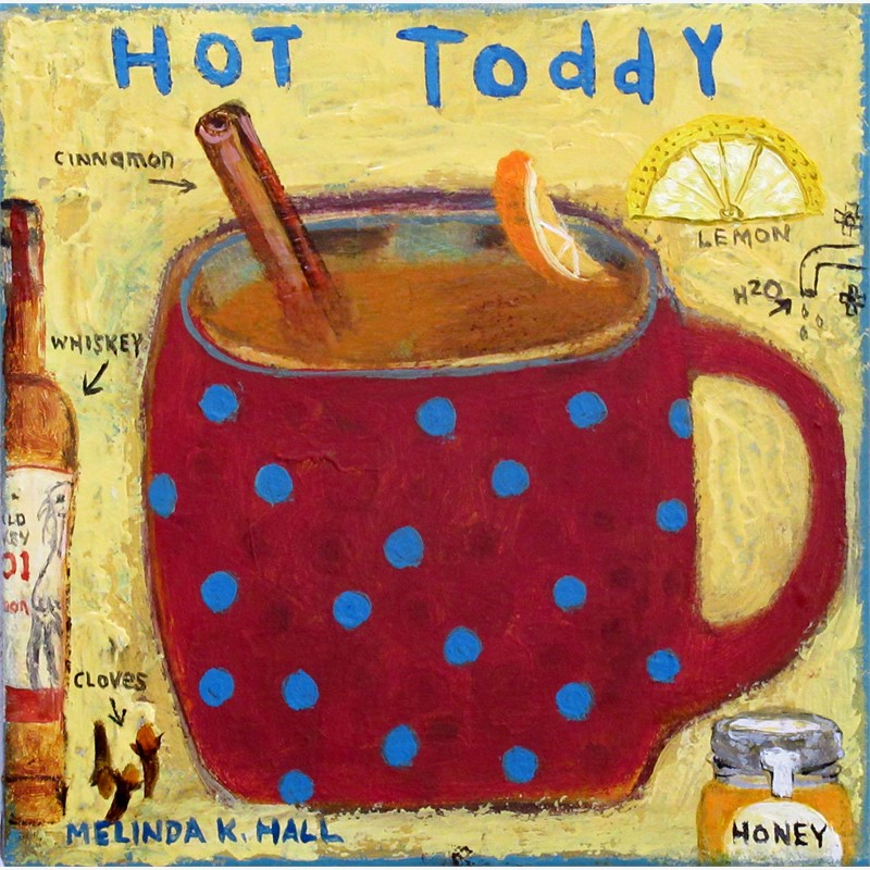 "Hot Toddy, from ""Gimme Comfort-July 2019"""