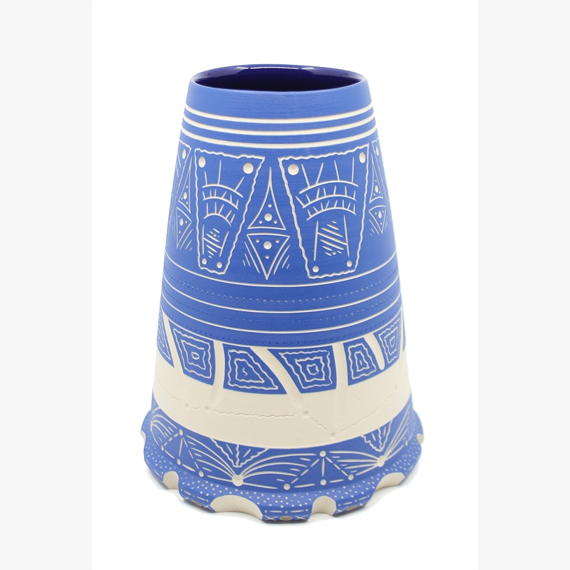 Large Blue Vase, 2019