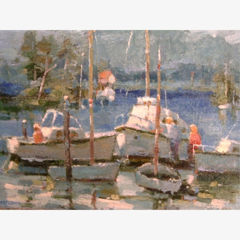 Boating at Lake Cachuma