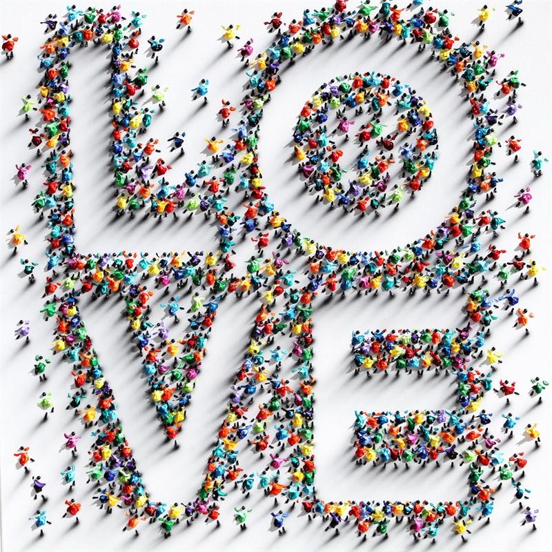 Gathering Love