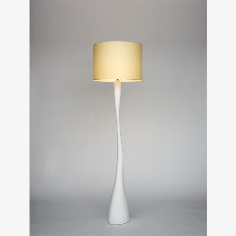 "Custom ""Leda"" Floor lamp by Jacques Jarrige"
