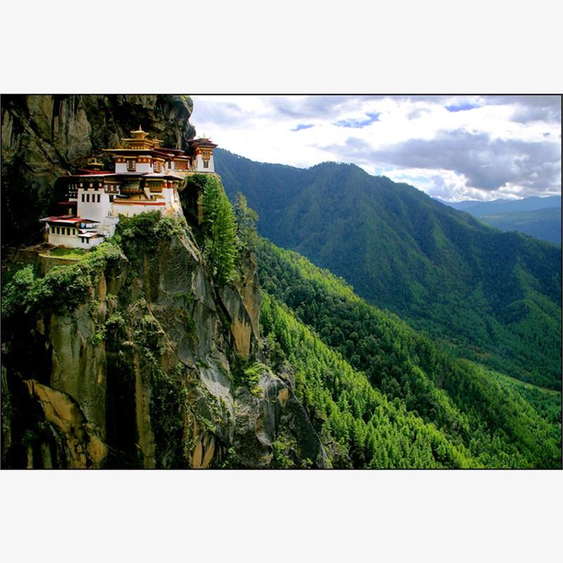 Tiger Nest Monastery, 2007