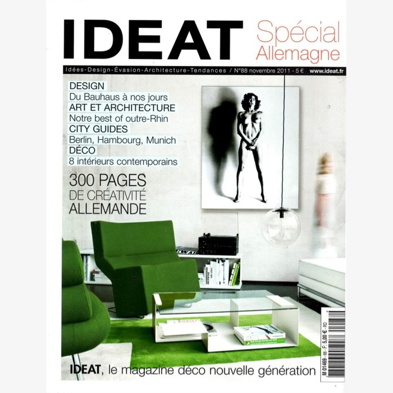 IDEAT, November 2011 - Jacques Jarrige