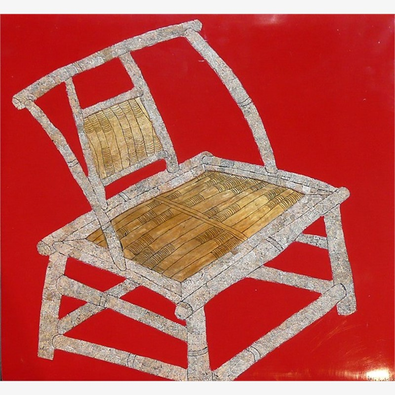 Bamboo Chair, 2008
