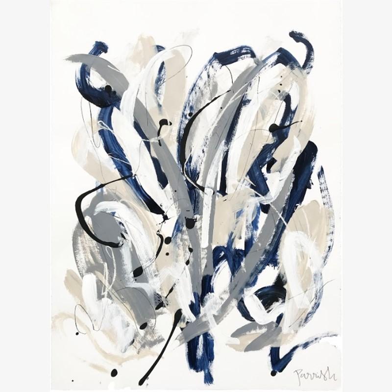 Blue Botanical 1, 2019
