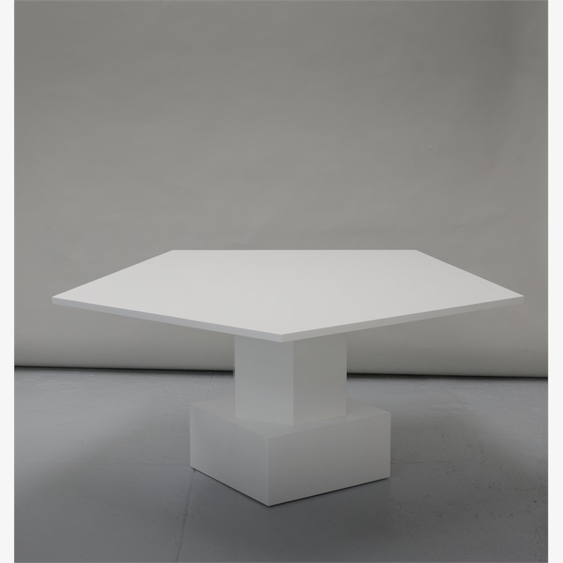 White table, 2016