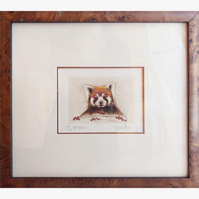 Red Panda_F (49/100), 2018