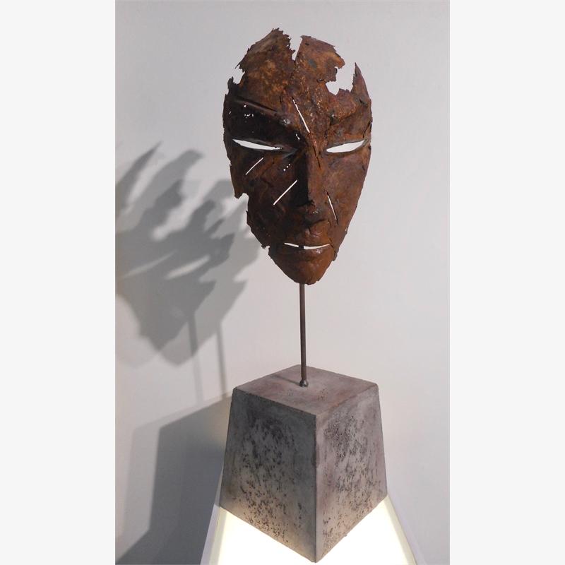 Mask II, 2018