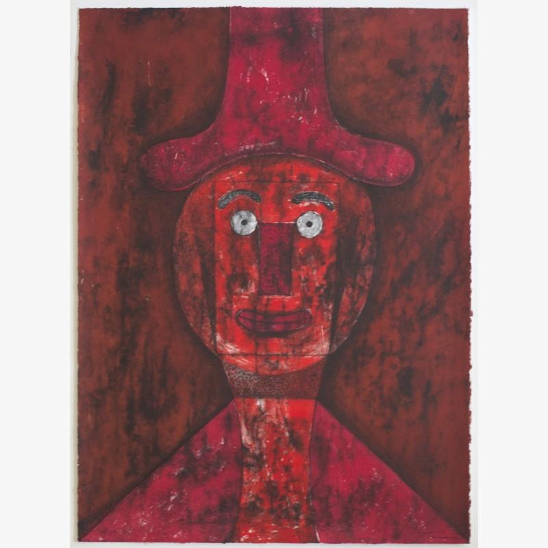 Cabeza Roja  (48/100), 1975