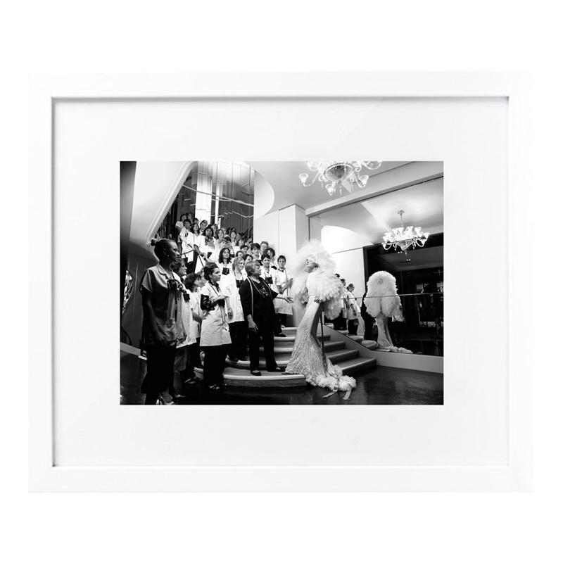 Atelier Chanel, American Vogue (2/8), 2008