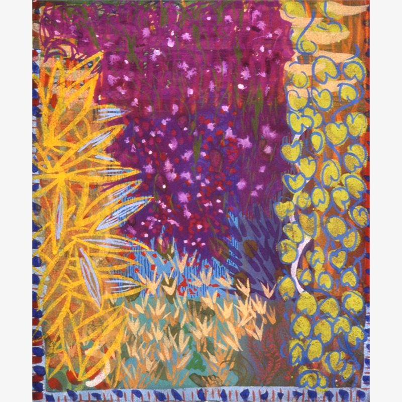Fireflies SOLD, 2002