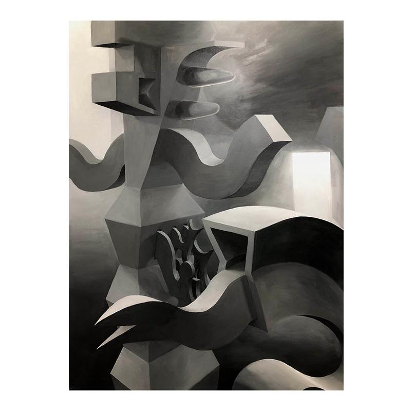 Ghosts of Modernity by Jackson O'Brasky