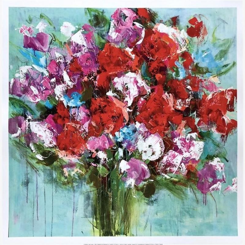 Red Roses Print 1, 2019