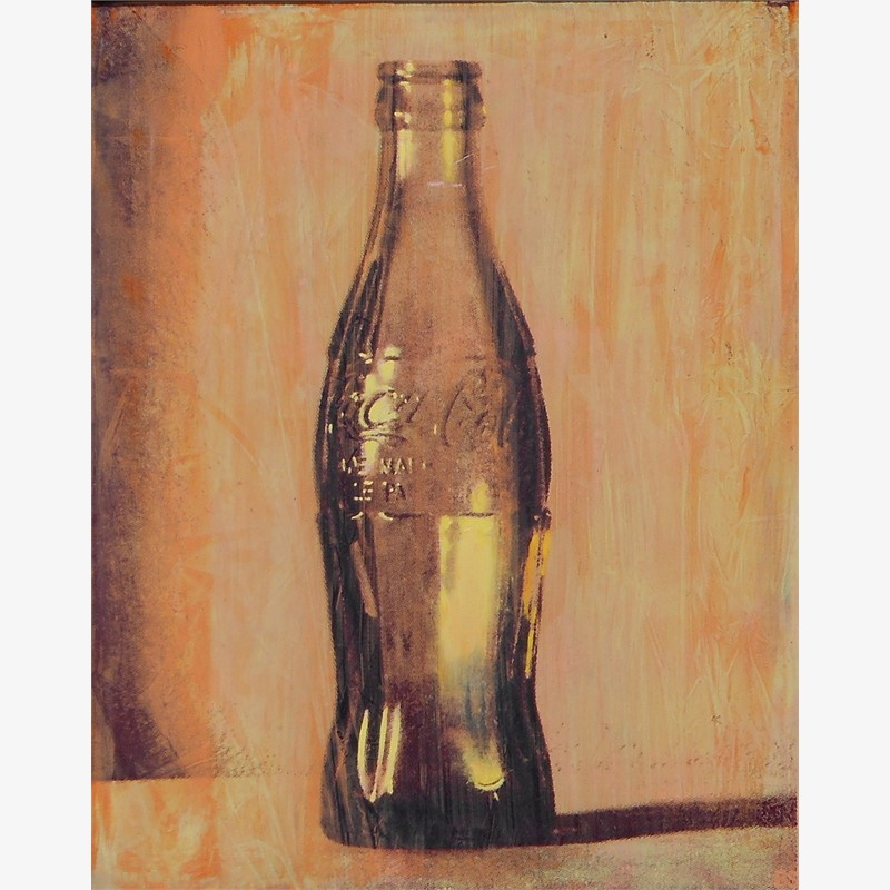 Coca Cola (Orange-Yellow)
