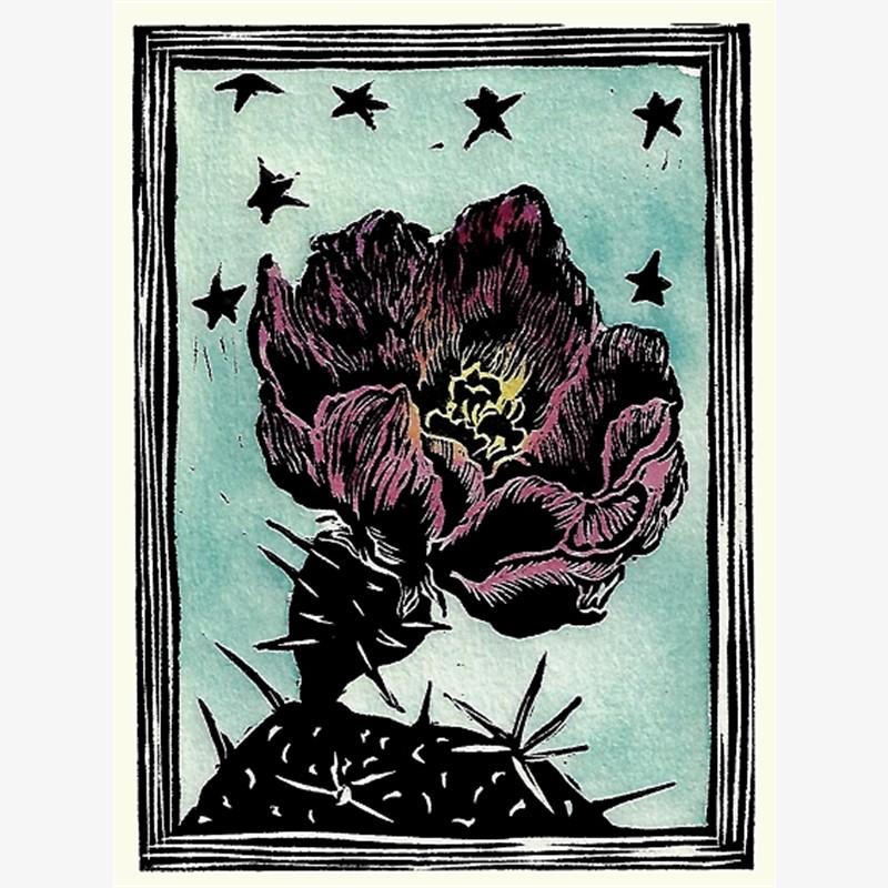 Flor de Biznaga (10/50), 2018