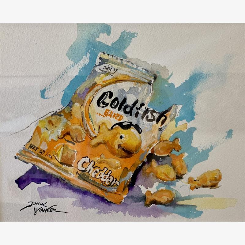 Goldfish, 2019