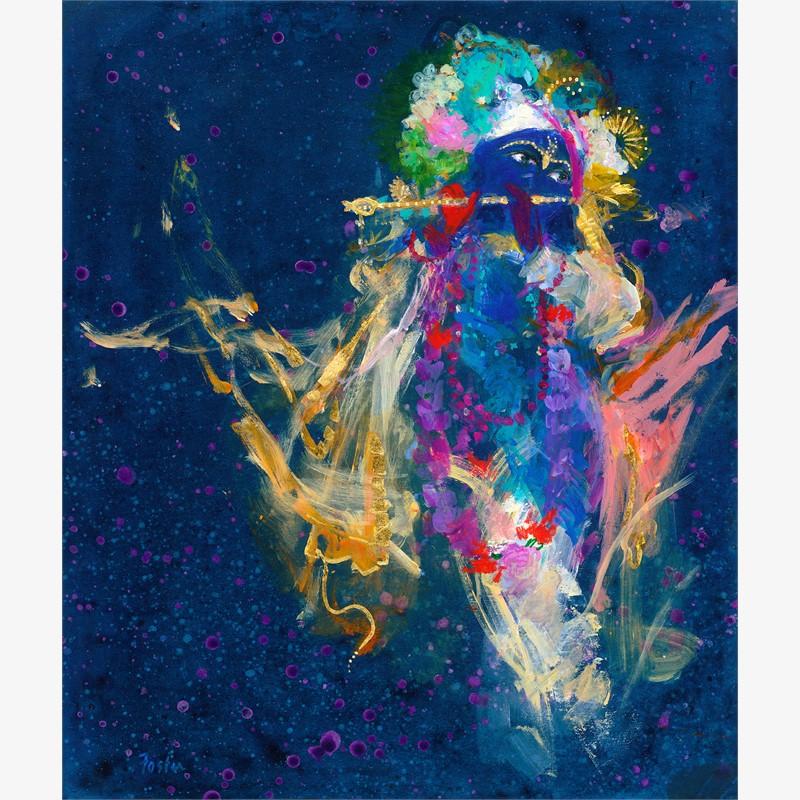 Krishna's Golden Flute, 2017