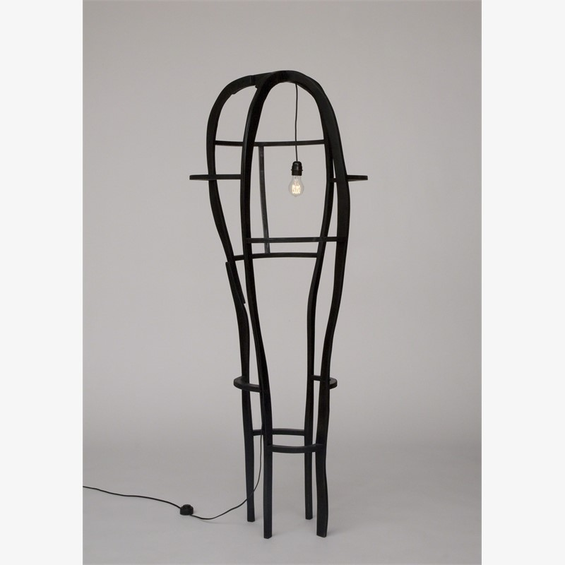 """Meanders"" Floor lamp , 2013"
