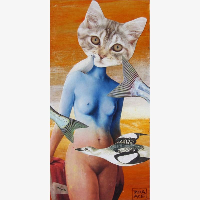 Feline Magritte