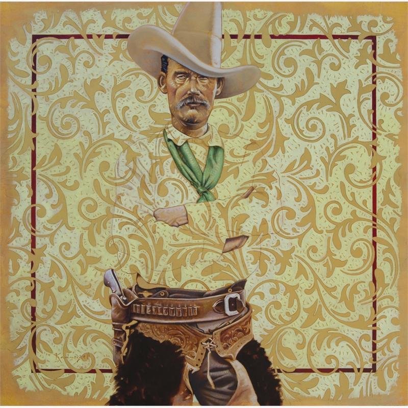 """Hombre de Oro, """"Two Man Show""""-August 2019"""