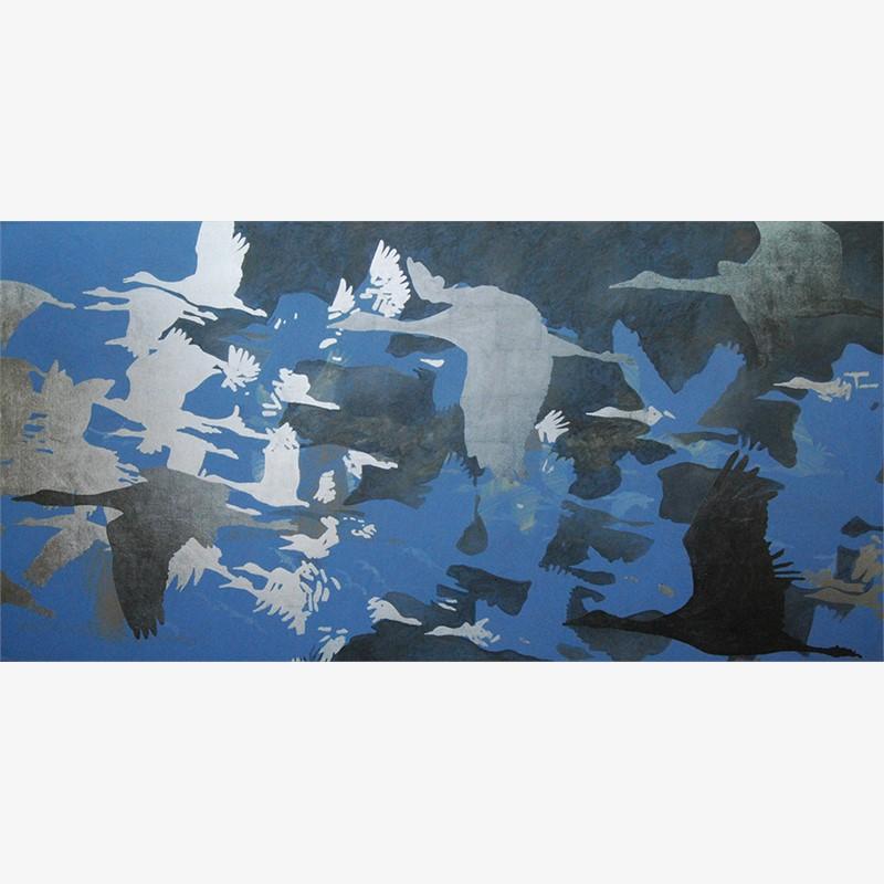 Blue Wind 2, 2016
