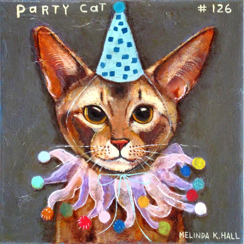 Party Cat #126, 2019